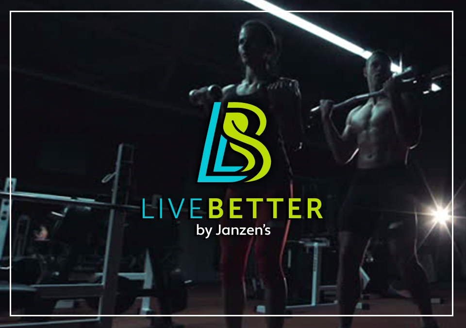 Live Better by Janzen's