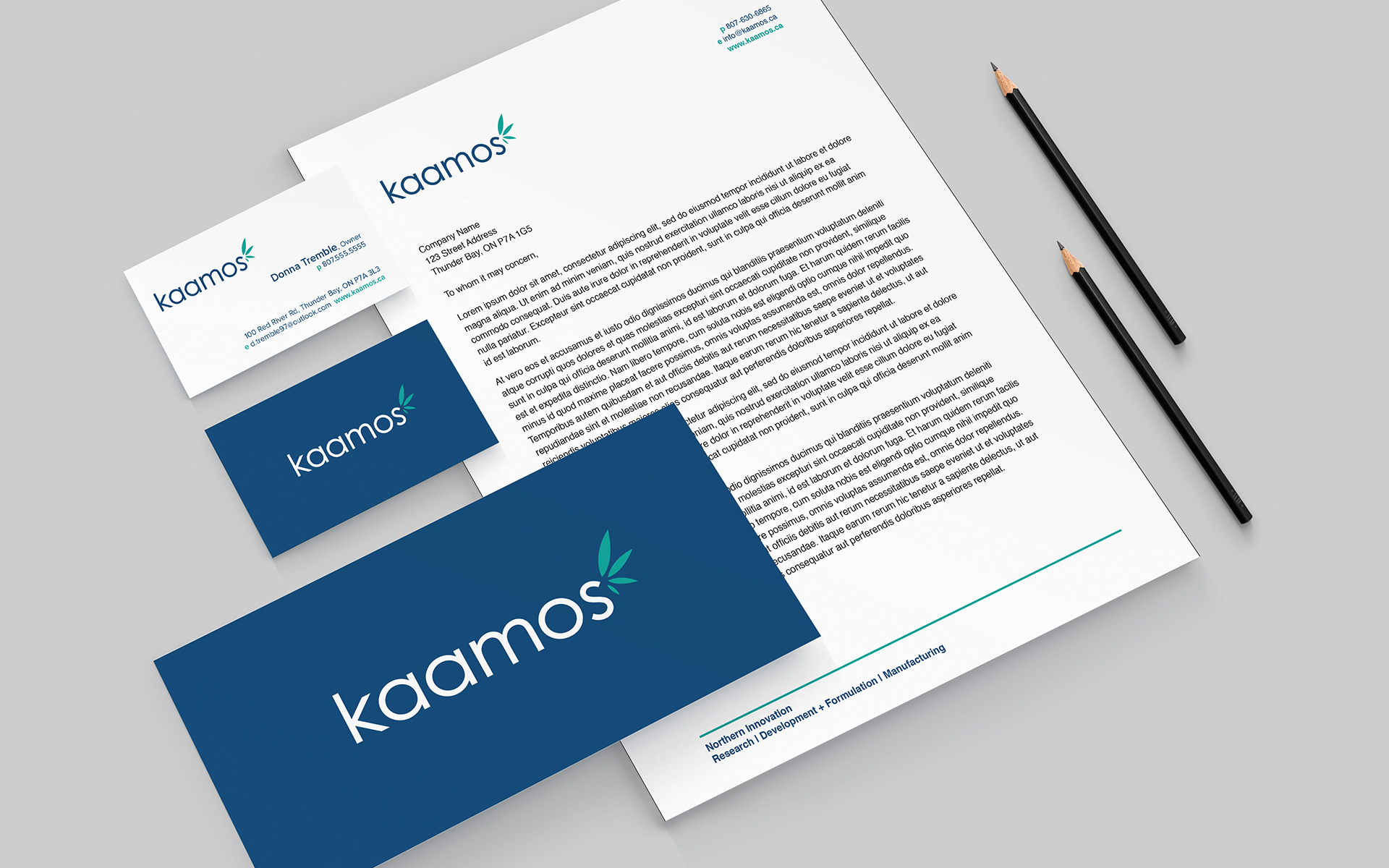 Kaamos Stationery