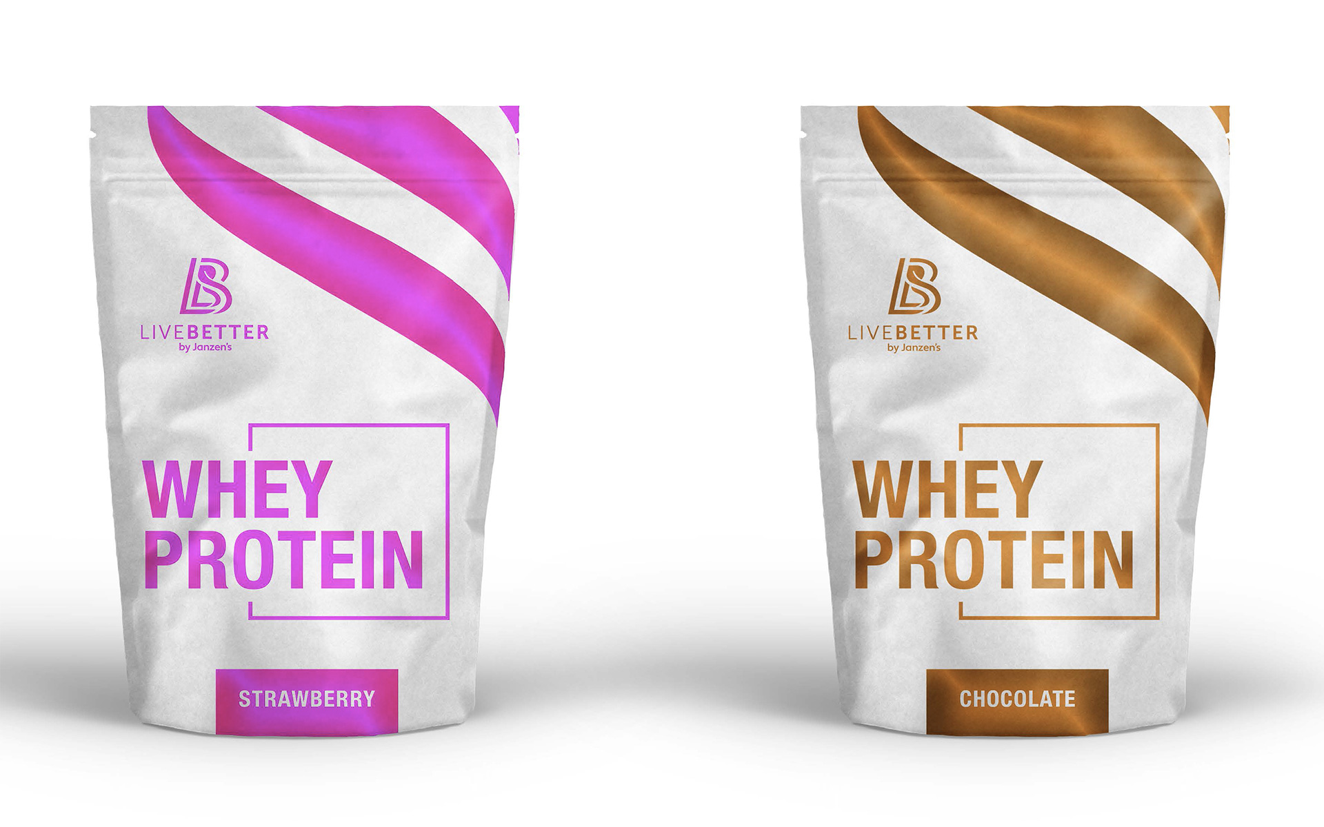 Live Better Whey Protein
