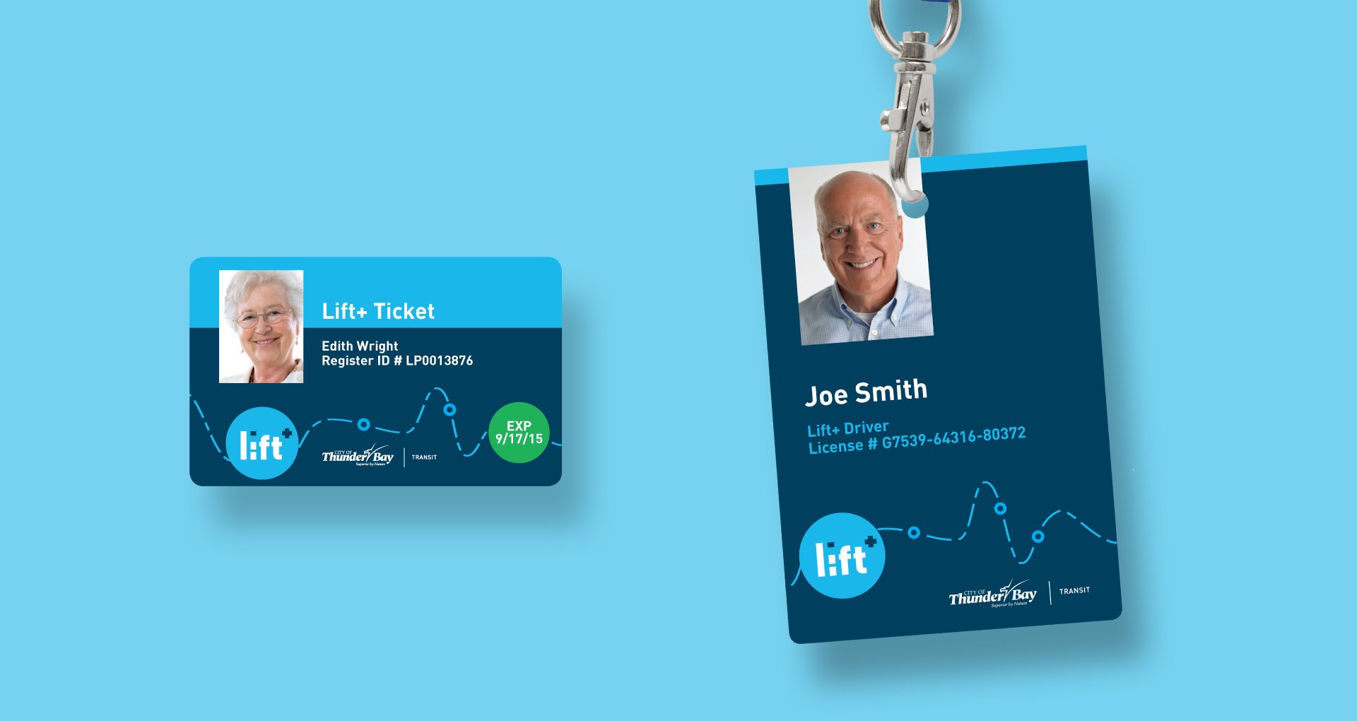 Lift Cards